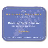 Natural Patches of Vermont has the therapeutic benefits of pure essential oils in a body patch. Available in 14 custom blends!