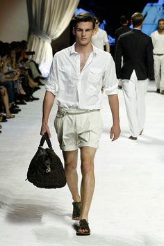 Dolce & Gabbana Man Fashion Show Summer 2011, luxorium | Flickr - Photo Sharing!