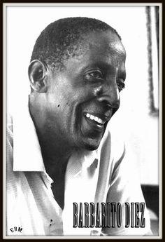 """Barbarito Diez (Muere en La Habana, Cuba el 06 de Mayo del año 1995). Formo parte del trío integrado por Graciano Gómez e Isaac Oviedo. En 1935 formó parte de la orquesta típica de Antonio María Romeu, y con ella permaneció por muchos años, luego esta agrupación danzonera tomó el nombre de """"Orquesta de Barbarito Diez""""."""