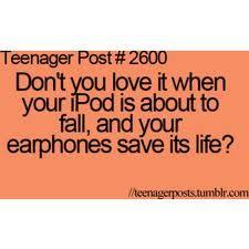 HAHAHAHA so true...but then your ears hurt