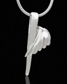 grace cremation pendant holds ashes