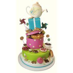 ¡Creatividad sin límites!  #newcake #cakedecoration #weddingcake #popcake #cupcake #mundodulce #cakeart #cakes #newcakeboutique #arte