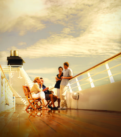 Relaxing on board #Seabourn #Cruise #Ship #Relax
