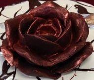 Rosa Grande - Molde de Silicone