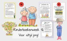 kinderboekenweek 2016 voor altijd jong opa oma kleuters lesidee juf anke