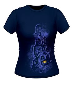 Twisted and gloomy, the octopus lurks on the seabed, waiting for its victims… Yes, this T-shirt definitely has something scary about it.  Only for brave gals! #underwater #diving #scuba #scubadiving #afterdive #tshirt #octopus #diver #scubadiver #padi #cmas #host #deep #deepth #godive #octopus SCUBA DIVING SHIRT