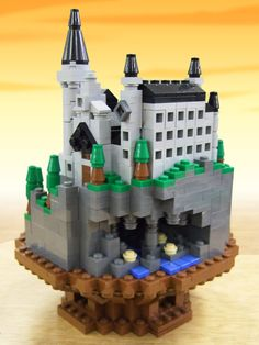Lego Mini Modular Castle                                                                                                                                                      More