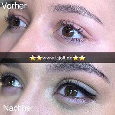 New Eyeliner Permanent Make Up Pictures.de ☎️ 98 07 62 LAJOLI Aesthetics Practice 🌍 www. Eyeliner Permanent, Semi Permanent, Lip Care, Lip Makeup, Lip Colors, Lips, Beauty, Beautiful, How To Make