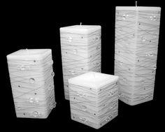 Tudo Junto e Misturado: Decoração de natal com velas