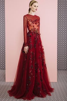 Georges Hobeika | Paris Fashion Week | Fall 2016 - welcome in the world of fashion