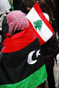 Inspiration for my next vexillogical article on the Arab Spring's flags. Flag of Lebanon Flags Of The World, People Of The World, Arab Spring, Need A Vacation, Peaceful Places, Syria, Lebanon, Wonders Of The World, Innovation