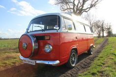 Dreaming of a VW camper on http://simpledesign.net
