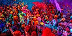 BBC - Travel - India's holy festival of colours