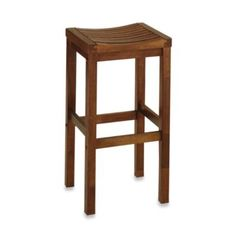 Buy Home Styles 29-Inch Oak Bar Stool from Bed Bath & Beyond