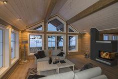 (2) FINN – GOLSFJELLET/BJØDNALIE - Nyoppført hytte på lun og fin tomt. Godt med utsikt og sol.