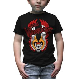 """Warriors Escudo"" Disponible en www.kingmonster.com.mx"