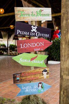neverland Birthday Party Ideas | Photo 1 of 36