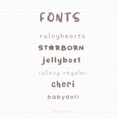 Aesthetic Letters, Aesthetic Fonts, Aesthetic Backgrounds, Simbolos Para Nicks, Font Packs, Cute Fonts, Text Fonts, Just In Case, Overlays