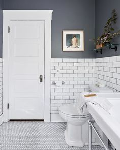 It's Time to Retire These Bathroom Shower Tile Ideas (and What to Try Instead) We asked two designers, Ashley Goodman and Melissa Benham, to share their advice on how to choose the right tile—from size and shape to color and finish Large Bathrooms, Bathroom Sets, Small Bathroom, Dyi Bathroom, Neutral Bathroom, Bathroom Showers, Master Bathroom, Bathroom Vanities, Shower Rooms