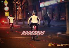 Bike laser tail light, $18.99, RockBros