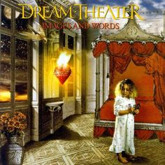 Dream Theater - Images And Words on Limited Edition 180g LP