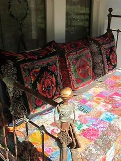 bohemian daybed