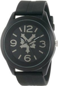 Zoo York Mens Zy1032 Spring 2011 Matte Black Round Analog Case Watch from Zoo York  http://www.surfing-watches.com/