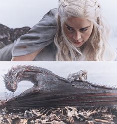 Daenerys and Drogon Game Of Thrones Dragons, Game Of Thrones Art, Khaleesi, Daenerys Targaryen, Queen Of Fire, Cercei Lannister, Iron Throne, Hbo Series, Mother Of Dragons