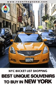 If you love shopping for gifts for family & friends as much as we do, check out our NYC shopping guide list to be the best unique gift products you can buy in New York. Includes snow globes, bags & totes, magnets, dress up costumes for kids, & tips for fun quirky products.  Plus a guide on where to shop on a budget for cheap souvenirs, and what Department Stores or malls you should visit to gather your haul. New York Bucket List, Bucket List Family, New York Travel, Travel Usa, Travel Tips, Central Park Playgrounds, Christmas Destinations, Travel Destinations, Polar Express Train Ride