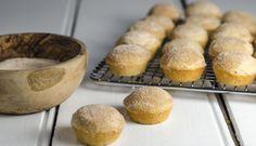Cinnamon Doughnut Baby Cakes