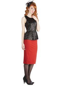 Catch a Cabaret Skirt, #ModCloth