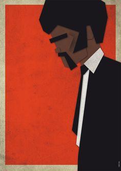 Paper Heroes by Grégoire GUILLEMIN, via Behance