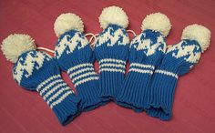 1000+ images about knit golf on Pinterest Golf club ...