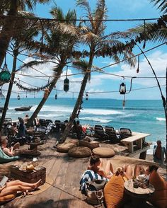 [PHOTOLOVE] Endless summer Summer fashion Summer vibes Summer pictures Summer photos Summer outfits March 14 2020 at Surf Cafe, Beach Cafe, Restaurant Hotel, Restaurant Design, Surf Shack, Beach Shack, Voyage Bali, Bali Travel, Interior Exterior