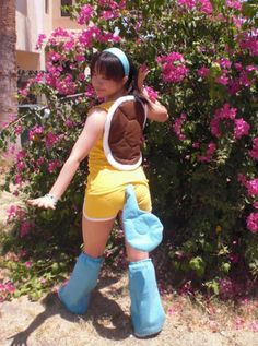 Epic Pokemon Cosplay Squirtle