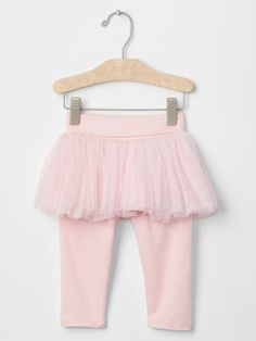 Tulle skirt legging duo Product Image