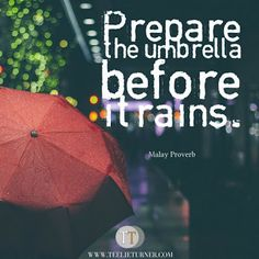 Quotes of the Day www.teelieturner.com Before it rains... #inspirationalquotes