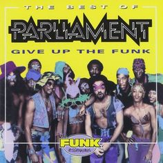 Give Up The Funk - The Best Of CD