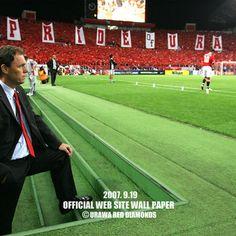Soccer Football JAPAN Urawa Red Diamonds