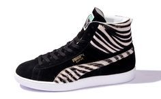 """PUMA Made in Japan Suede Mid """"Osaka Zoo"""" Pack"""