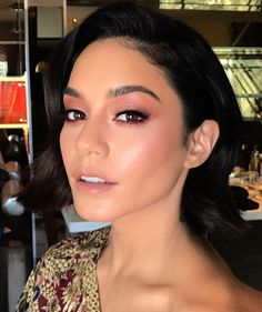 """6,978 curtidas, 77 comentários - Patrick Ta (@patrickta) no Instagram: """"Close Up Of Gorg @vanessahudgens For The Billboards ! HIGHLIGHTER By @iconic.london In The Color…"""""""