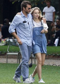 Bradley Cooper and Suki Waterhouse in Paris, Style Inspiration