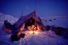 Inuit Summer Tent - Solo's Inuit Store (Homes)