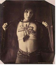 Joan Jett in the 80s