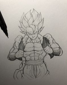 Goku Drawing, Ball Drawing, Dbz Drawings, Cool Drawings, Dragon Images, Cute Dragons, Anime Sketch, Dragon Art, Animes Wallpapers