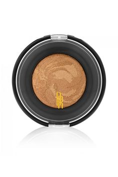 Gingersnap by Black Radiance is the perfect universal gold highlighter for all skin tones.