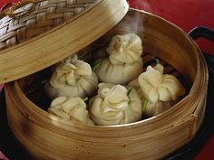 Dim Sum ist ein Rezept mit frischen Zutaten aus der Kategorie Soja. Probieren Sie dieses und weitere Rezepte von EAT SMARTER!