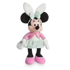 910d0512dd4 Disney Minnie Mouse Easter Plush - 18 Inch  Join Minnie Mouse and she  celebrates Easter Sunday dressed and ready to go in this plush collectible