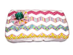 Hey, I found this really awesome Etsy listing at https://www.etsy.com/listing/155396710/chevron-baby-girl-wipe-case-pink-chevron