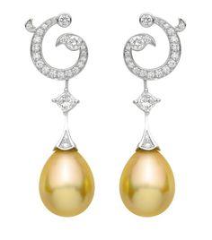 van cleef and arpel pearls - Google Search